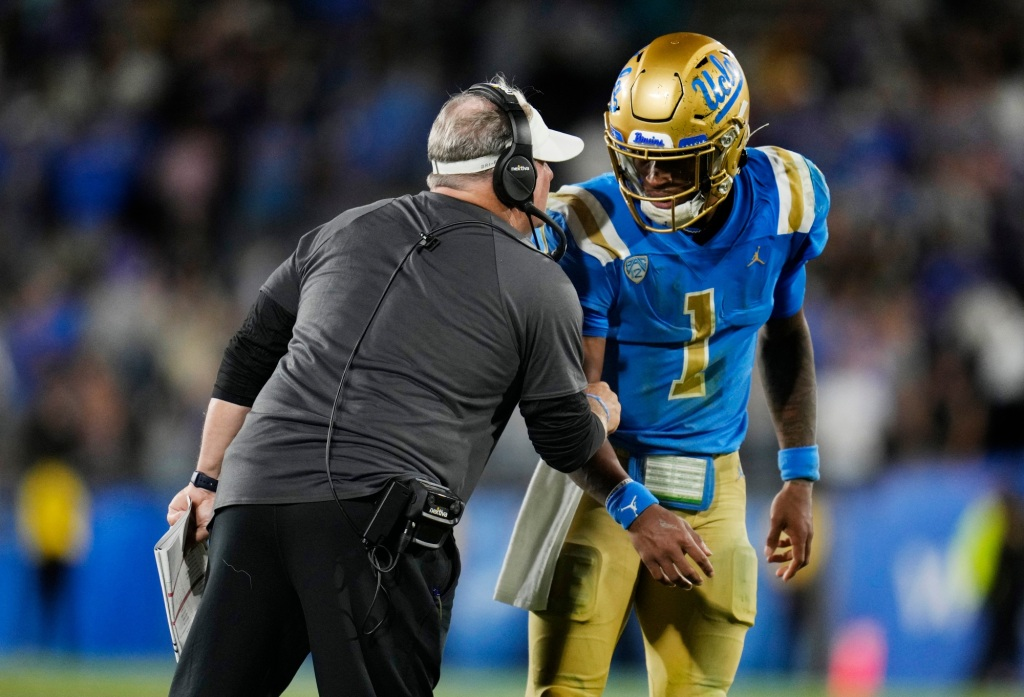 UCLA Football Gets Another Night's Game at the Rose Bowl