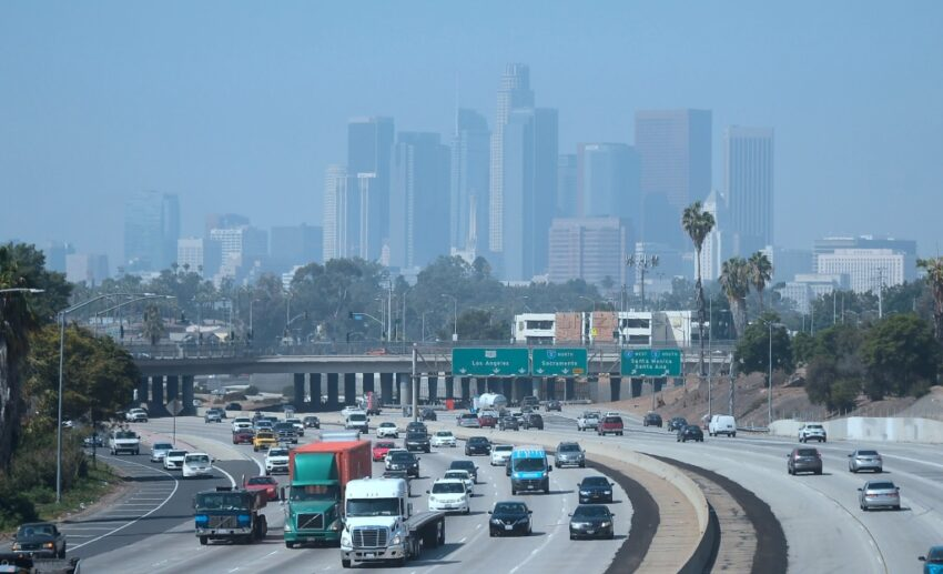 'Vicious Cycle' Fuels Southern California Air Pollution, Worst in America