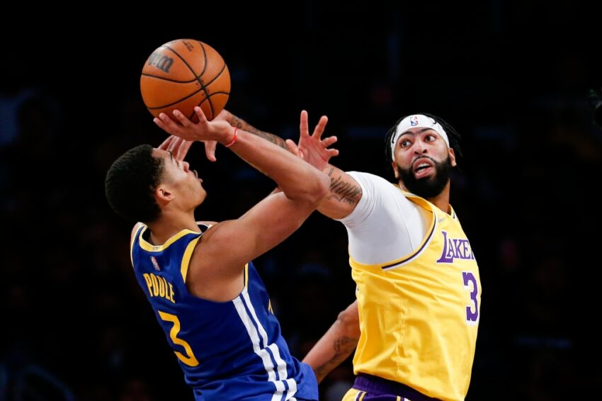 Without Steph, Draymond or 3-pointers, Warriors beat Lakers to stay undefeated in preseason