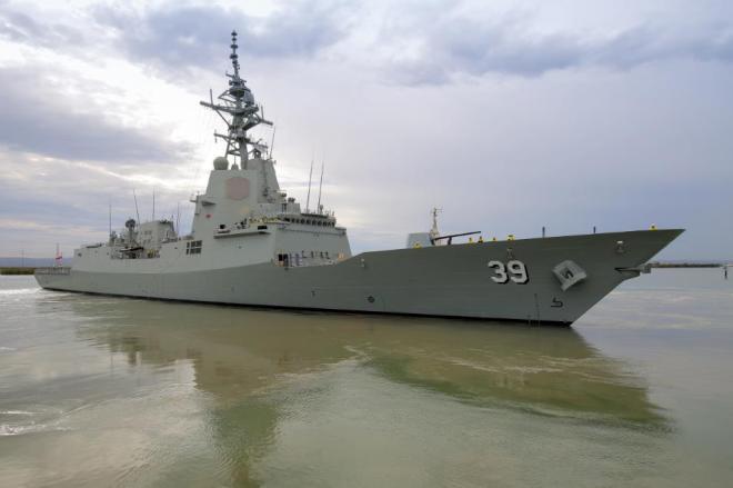 australias-first-air-warfare-destroyer
