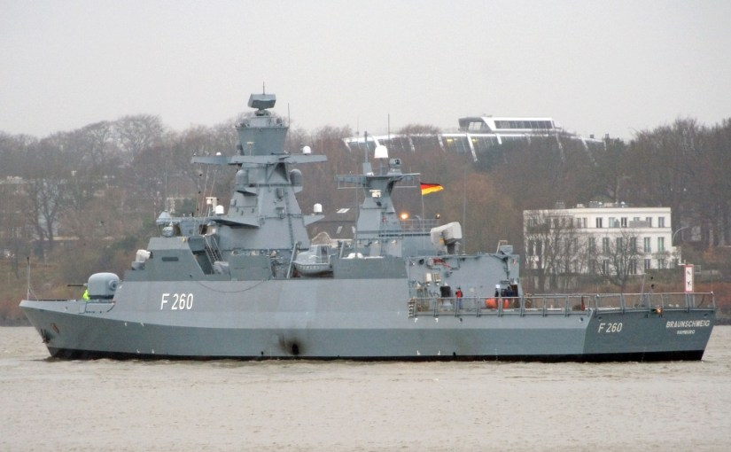 1st steel cut by TKMS on the Project of SAAR corvettes for Israeli Navy