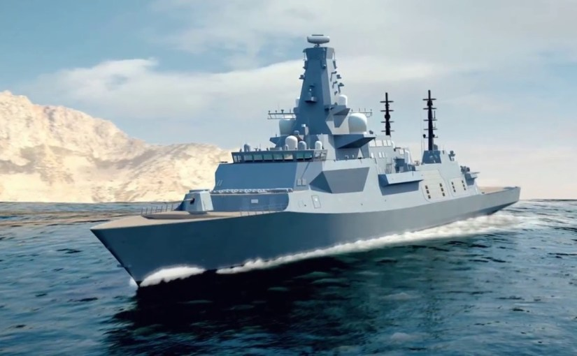 Rolls-Royce to supply propellers and mission bay technology for UK Type 26 Frigate