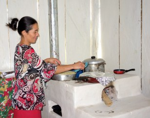 Improved stoves make a world of difference for women, their families and the environment.