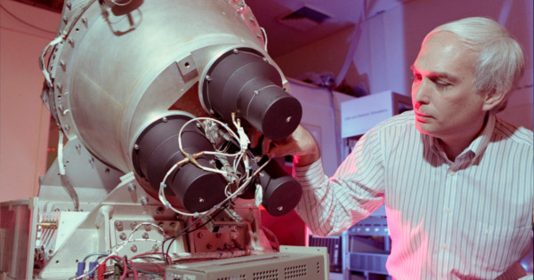 Professor Dan Werthimer has been searching space for 27 years, and he admits that this is the most exciting discovery of his career.