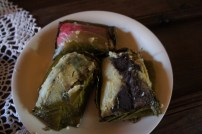 Sweet and savory tamales