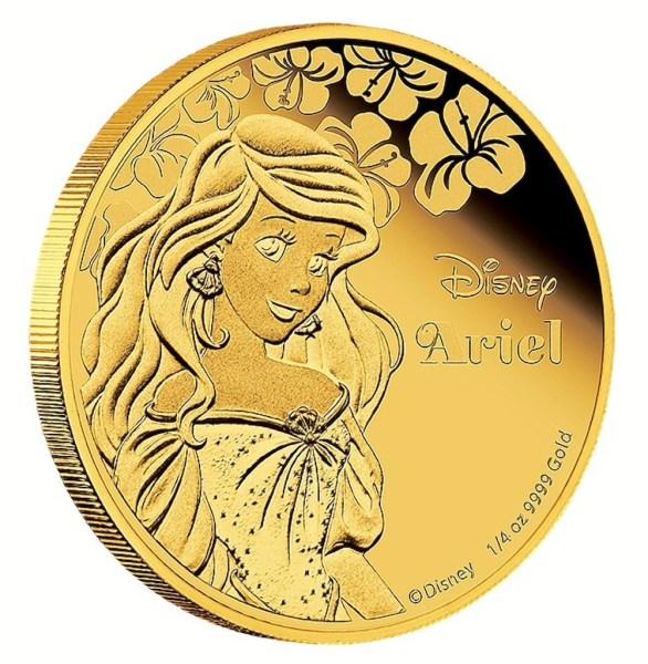 Ariel (Gold)