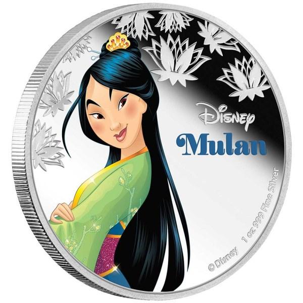 Mulan (Silver)