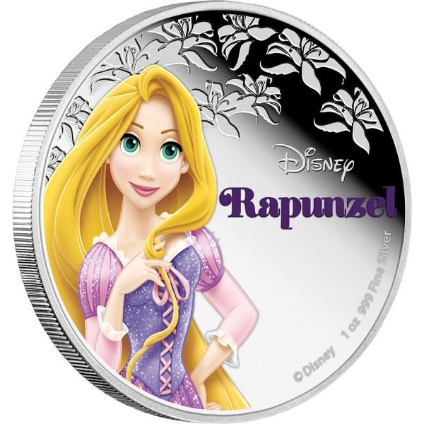 Rapunzel (Silver)