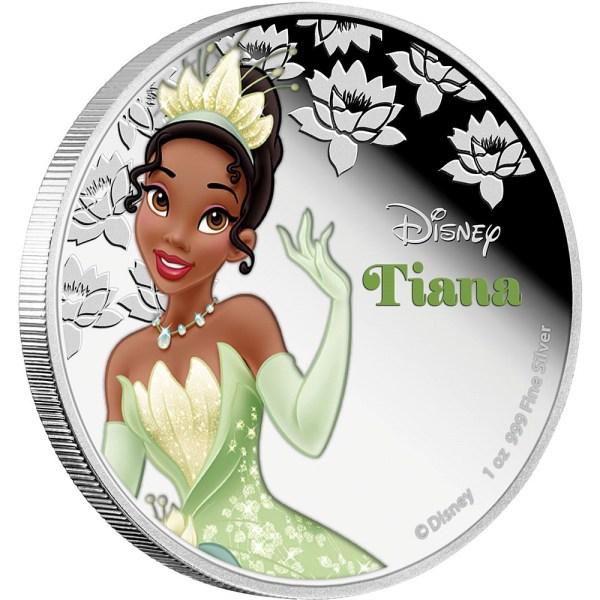 Tiana (Silver)