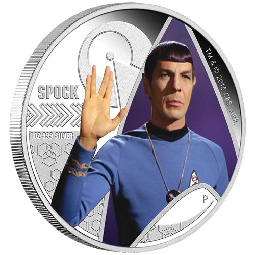 Star Trek: The Original Series — Spock