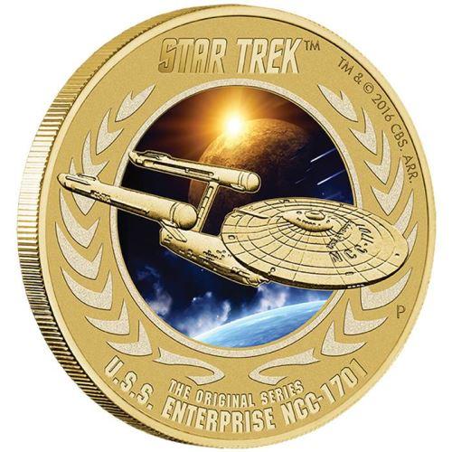 Star Trek: The Original Series U.S.S. Enterprise NCC-1701