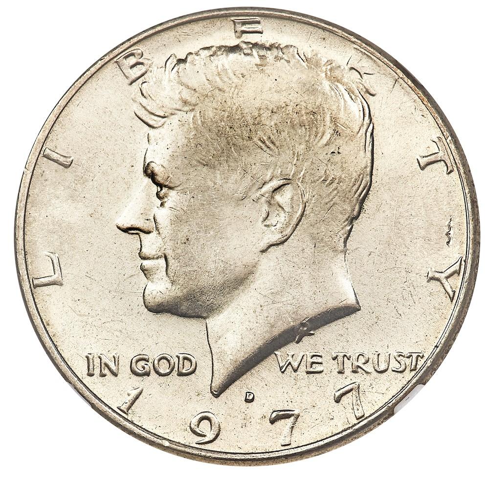 1976 d kennedy half dollar value