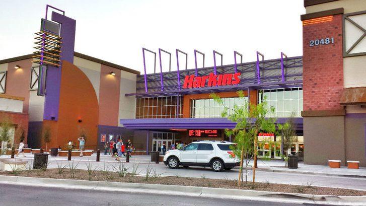 Harkins Movie Theater in Queen Creek, Arizona