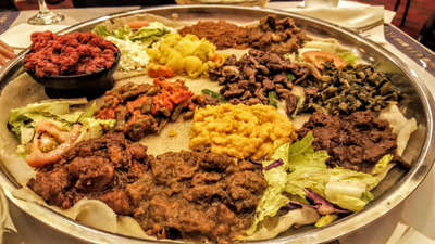 Cafe Lalibela | Ethiopian Food In The Phoenix East Valley
