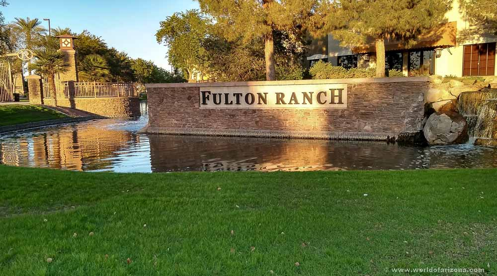 Fulton Ranch | Neighborhood In Chandler, AZ