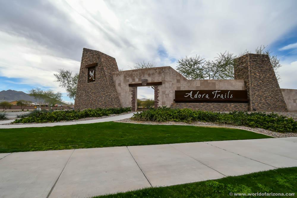 Adora Trails | Neighborhood In Gilbert, AZ