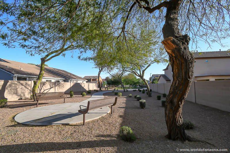 Trailside Village | Neighborhood In San Tan Valley, AZ