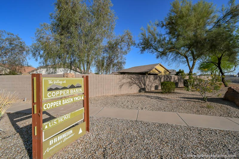 Copper Basin | Neighborhood In San Tan Valley, AZ