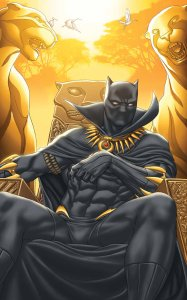 T'challa The King of the Dead