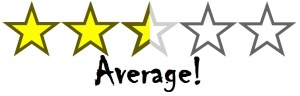 stars- 2.5 Average