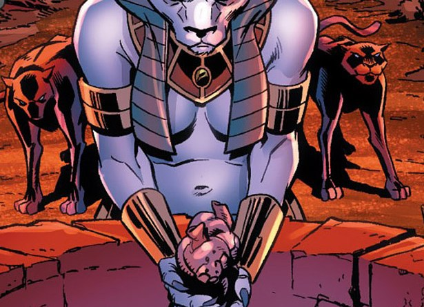 Bast the Panther God (4)
