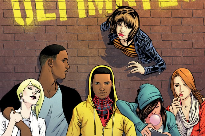 All New Ultimates