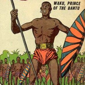 Image result for waku prince of the bantu