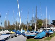 The boating club