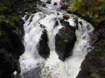 The falls at The Hermitage, Dunkeld