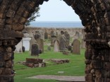 Graveyard, St Andrews cathedral