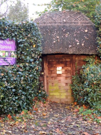 The Lych Gate at Old Thatch