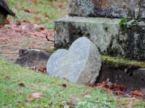 Graves at Balgay Cemetery