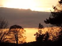 Sunset, Bridgefoot