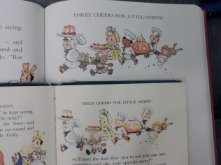hurrah for little noddy