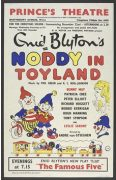 Noddy in toyland poster