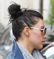 kim kardashian and hairfinity hype