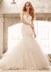 Blush by Hayley Paige Fall 2015 Wedding Dresses - World of ...
