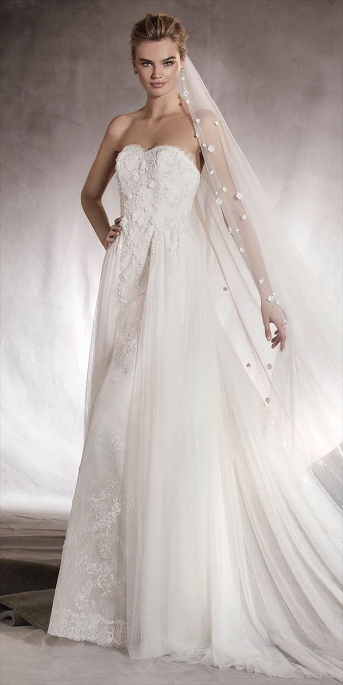 Pronovias 2017 Wedding Dresses  World of Bridal