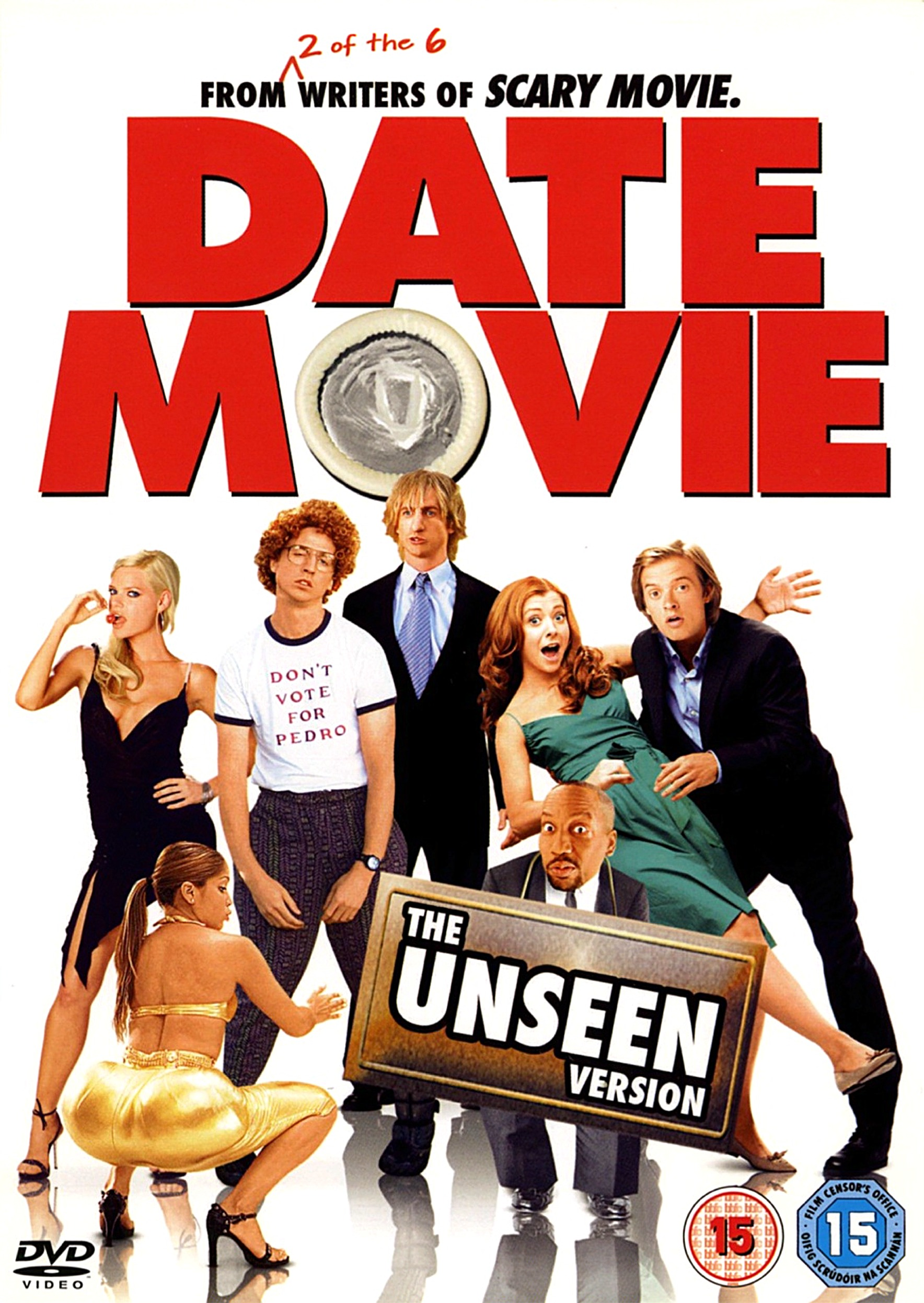 Date Movie 25 Stars