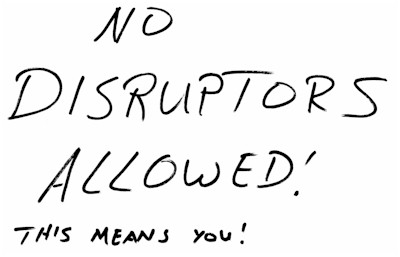 NoDisruptors400