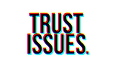 The erosion of trust in health information?