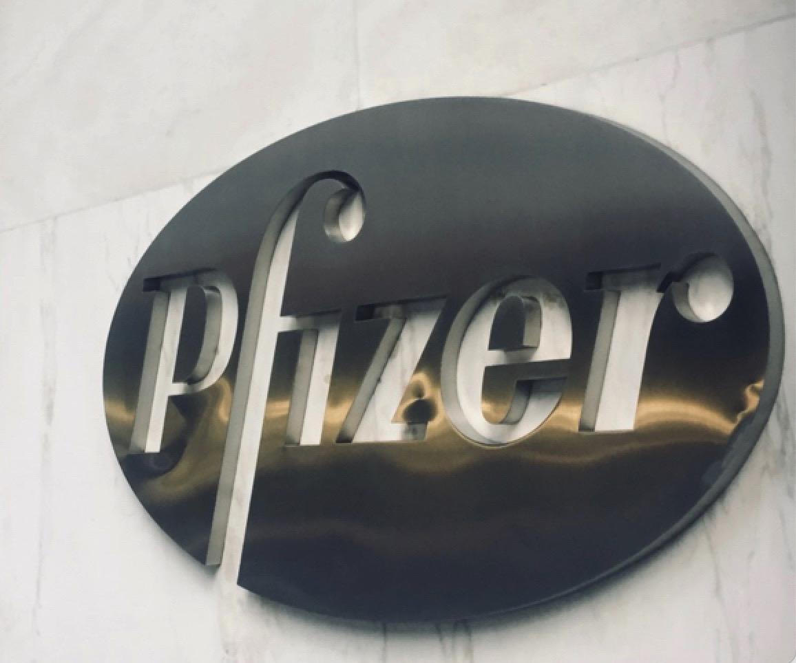 Pfizer wants it all