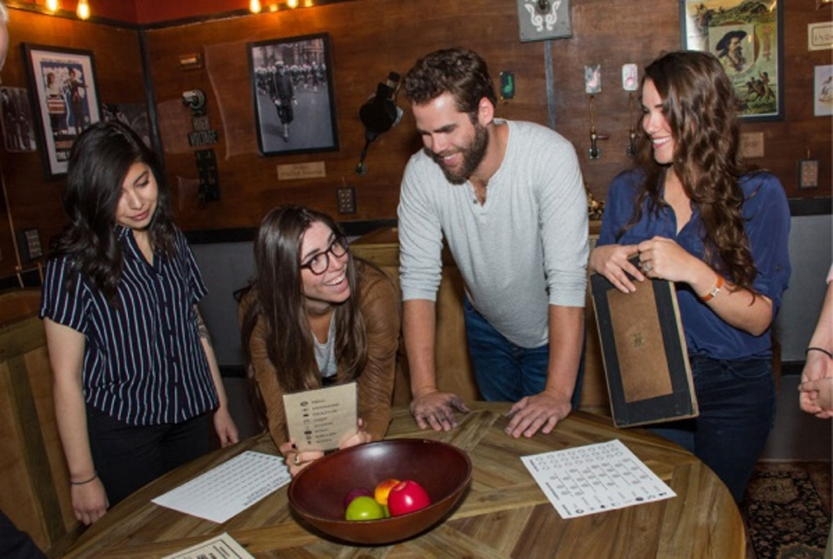 Escape rooms in San Francisco  31 reality escape games in