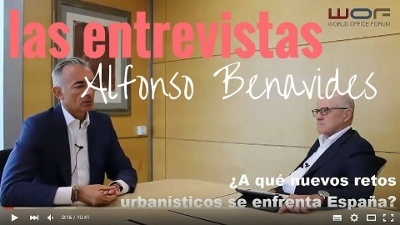 Las entrevistas de World Office Forum  Alfonso Benavides