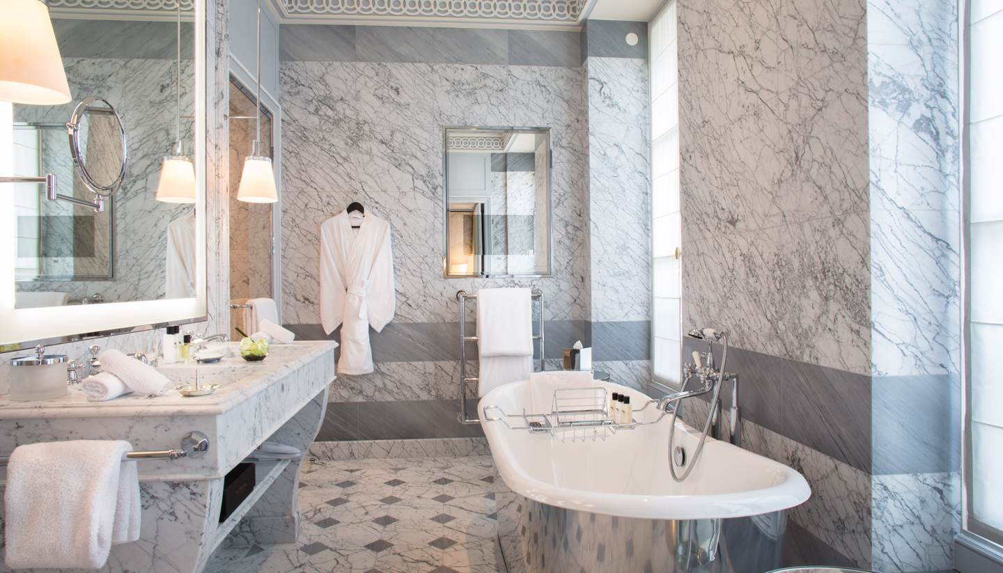 The World S Best Hotel Bathrooms A World Of Food And Drink