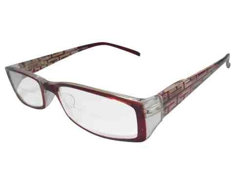 Lisbon Bifocal Reading Glasses in Brown