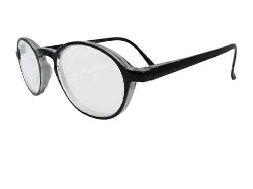 Lennon Extra Strength Reading Glasses in Black