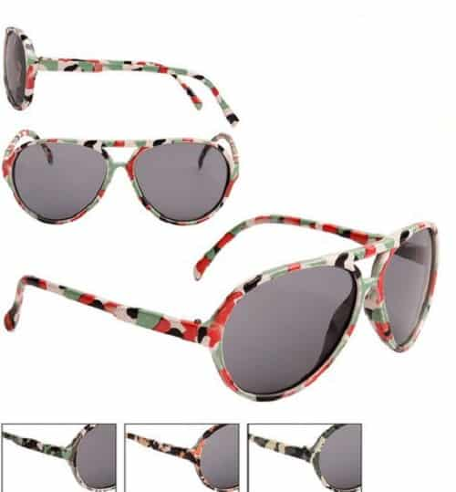 Boys Fashion Aviator Sunglasses