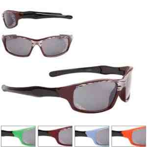 Boys Fashion Flame Sunglasses