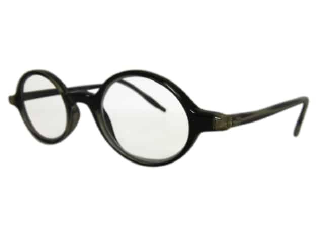 Venice Reading Glasses in Black